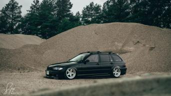 BMW E46/Step Media nuotrauka