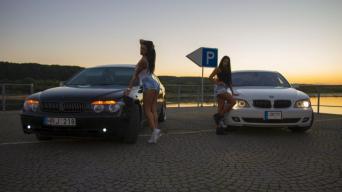 BMW Fanai Kaunas/Flow Media nuotrauka