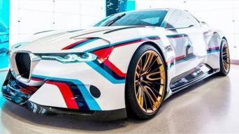 """""""BMW 3.0 CSL Hommage R"""""""