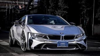 BMW i8 Energy Motor Sport/Gamintojo nuotrauka
