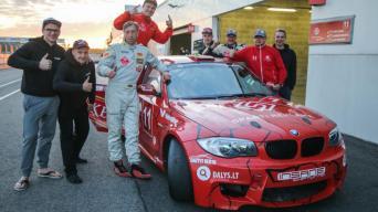Sparti reklama/PF Kekava Racing Team komanda/Bree Photos nuotrauka