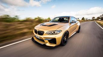 BMW M2 Manhart