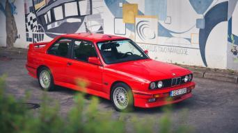 BMW M3 E30/VPP Motors nuotrauka