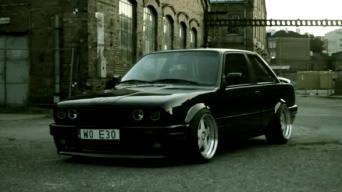 BMW E30 - pagaminta Lenkijoje