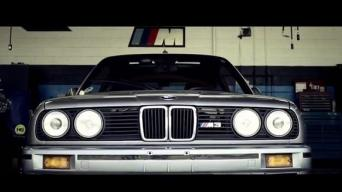 BMW M3 istorijos pamoka
