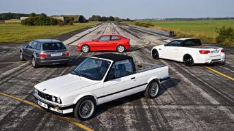 BMW M3 konceptai