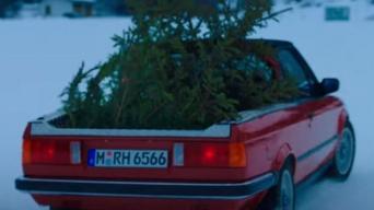 BMW M3 E30 pikapas