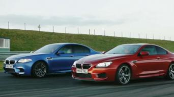 Kas geriau: BMW M5 ar M6?