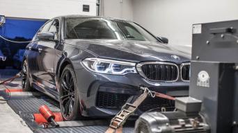 BMW M5 F90/StartLine Motors nuotrauka