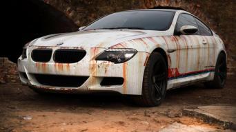 BMW M6/Gailute.lt nuotrauka
