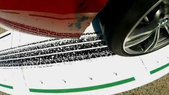 BMW M6 autografai fanams