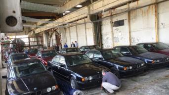 BMW/Център за БОРБА с Ръждата nuotrauka