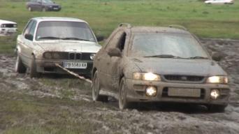 Subaru ir BMW