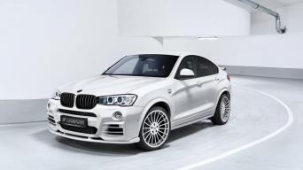 BMW X4 Hamann/Gamintojo nuotrauka