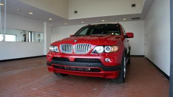 BMW X5/eBay nuotrauka