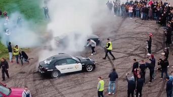 BMW renginys