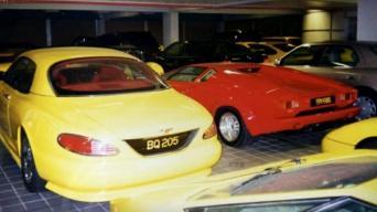 Egzotiški automobiliai