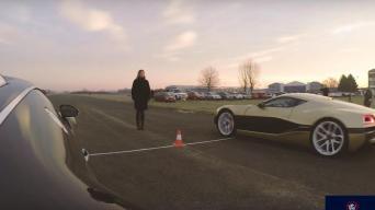 Bugatti vs Rimac