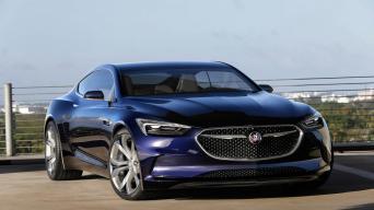 Buick Avista/Gamintojo nuotrauka