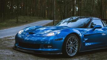 Corvette ZR1/Autoplius.lt nuotrauka