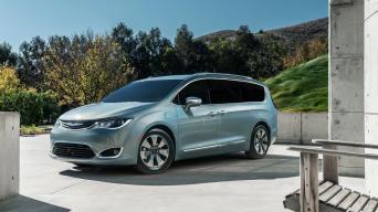 Chrysler Pacifica/Gamintojo nuotrauka