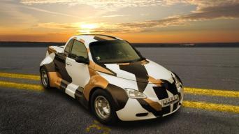 Chrysler PT Cruiser Carbon Motors/Gamintojo nuotrauka