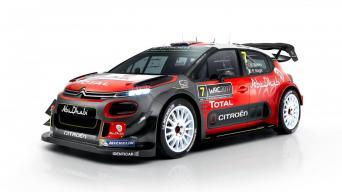 Citroen C3 WRC/Gamintojo nuotrauka