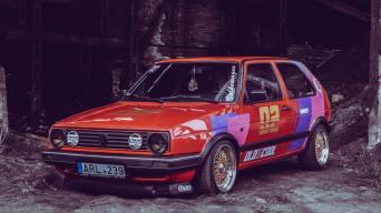 VW Golf/Skerikas Media nuotrauka