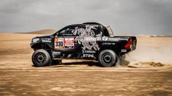 Dakaro ralis 2019/Ryčio Šeškaičio nuotrauka