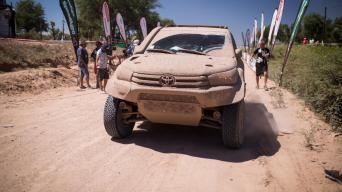 Dakaro ralis 2017/Edgaro Buiko nuotrauka