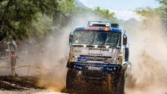 Dakaro ralis/Vytauto Dranginio nuotrauka