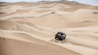 Dakaro ralis/Ryčio Šeškaičio nuotrauka