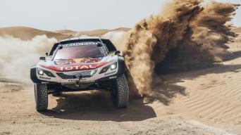 Dakaro ralis/Flavien Duhamel-Red Bull Content Pool nuotrauka