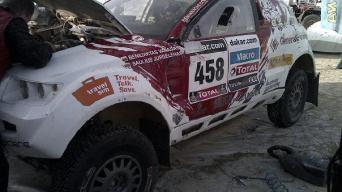Dakaro ralis 2013: vienuoliktas etapas