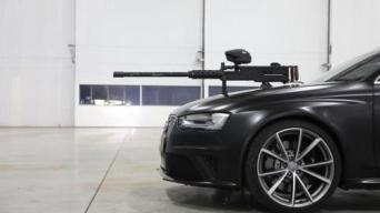Dažasvydis su Audi RS4 Avant