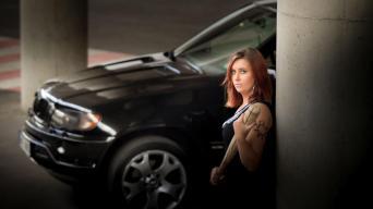 Deimantė ir BMW X5/Gerty Photo nuotrauka
