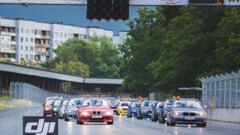 BMW paradas