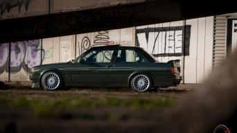 BMW E30/Vytauto Pilkausko nuotrauka