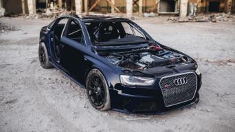 Audi S4/Autoplius.lt Fast Lap nuotrauka