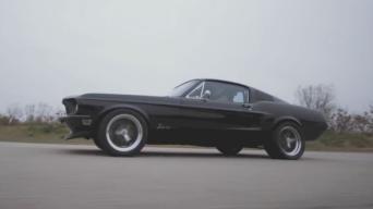 Elektra varomas Ford Mustang