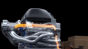 F1 variklis