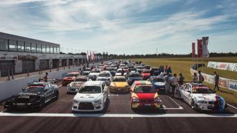 Fast Lap lenktynės Estijoje/Autoplius.lt Fast Lap nuotrauka