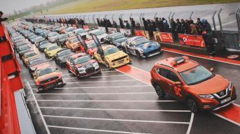 Autoplius.lt Fast Lap 2018/Organizatorių nuotrauka