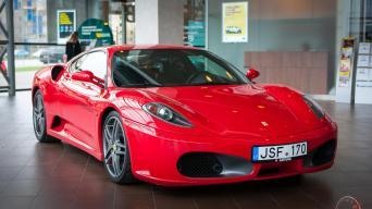 Ferrari F430/Vytauto Pilkausko nuotrauka