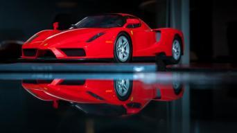 Ferrari Enzo Ferrari/Vytauto Pilkausko nuotrauka