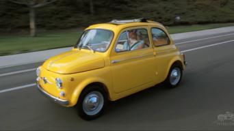 Fiat 500 – puikios nuotaikos užtaisas