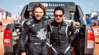 Benediktas Vanagas ir Filipe Palmeiro/Ryčio Šeškaičio nuotrauka