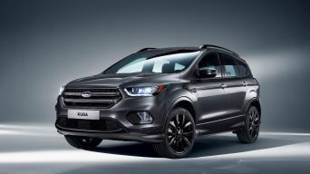 Ford Kuga/Gamintojo nuotrauka