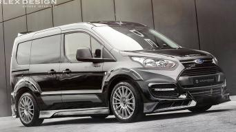 Ford Transit Connect Carlex Design/Gamintojo nuotrauka