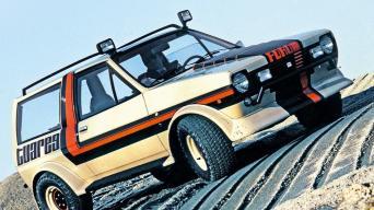 Ford Fiesta Ghia Tuareg Concept